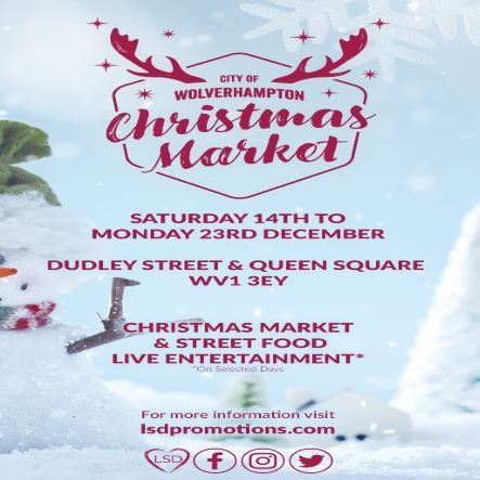 10 Day Festive Market and Funfair