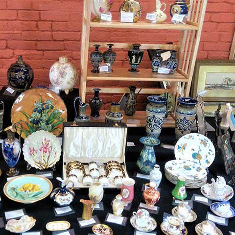 Antiques and Collectors Fair
