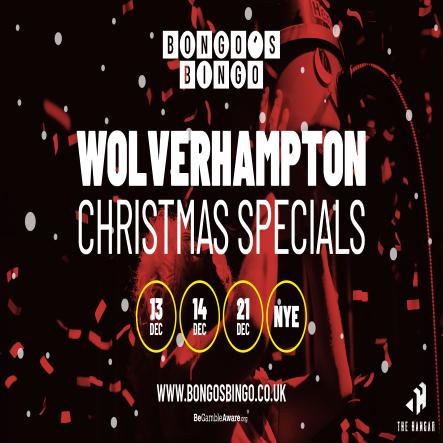 Bongo's Bingo - 13th December