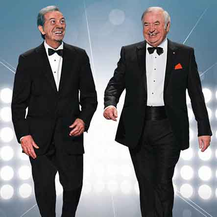 DES O'CONNOR & JIMMY TARBUCK