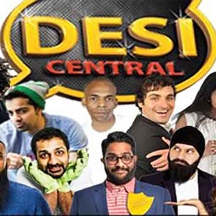 Desi Central Comedy Night