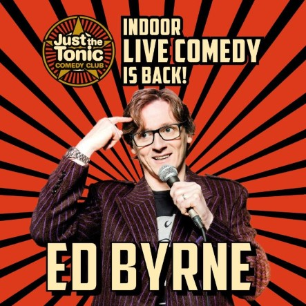 Ed Byrne - Just the Tonic