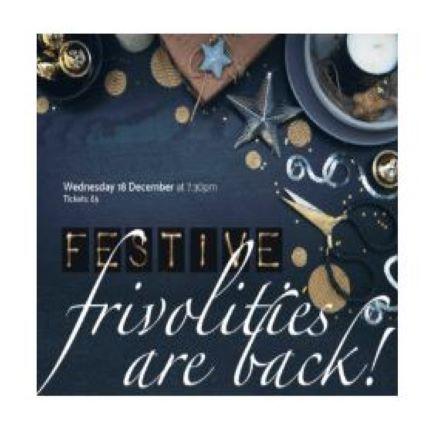 Festive Frivolities 2019