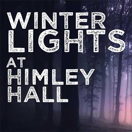 Winter Lights at Himley Hall