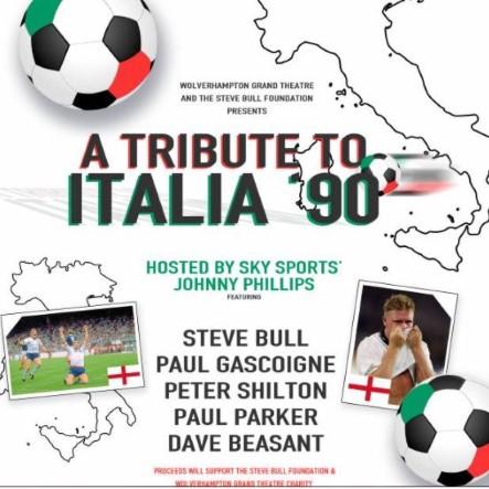 A TRIBUTE TO ITALIA '90