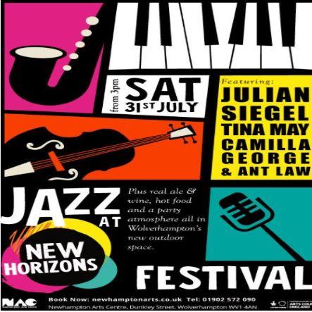 Jazz at New Horizons Festival