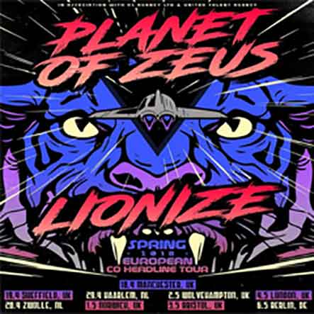 Planet of Zeus & Lionize