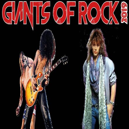 Giants of Rock USA - Live at The Slade Rooms