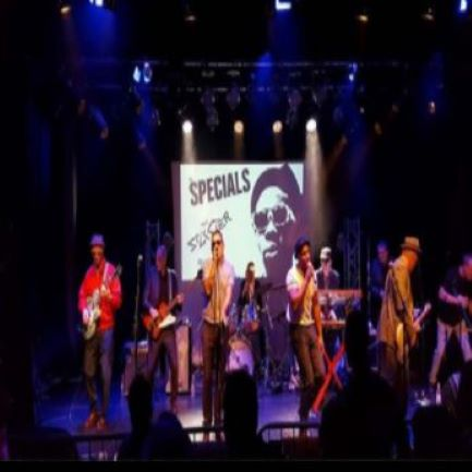 The Specials Limited UK Tour