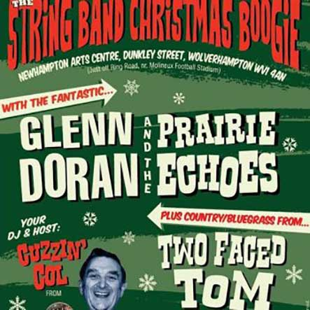 The String Band Christmas Boogie