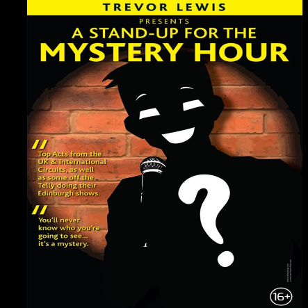 Stand Up for Mystery Hour