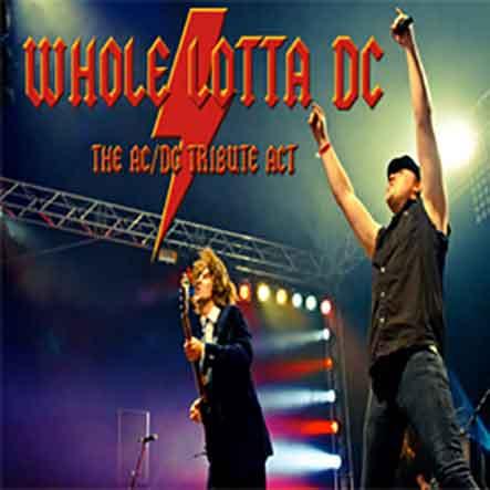 Whole Lotta DC