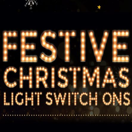City Centre - Christmas Lights Switch On