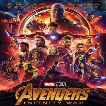 Avengers: Infinity War - Cineworld