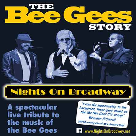 NIGHTS ON BROADWAY - BEE GEES STORY