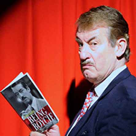 Only Fools And Boycie - An intimate evening with John Challis