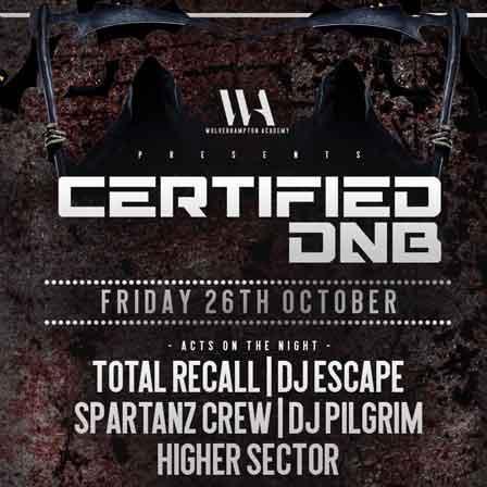 Certified DNB Halloween Special