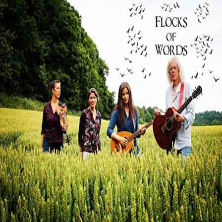 KATE INNES & WHALEBONE: FLOCKS OF WORDS