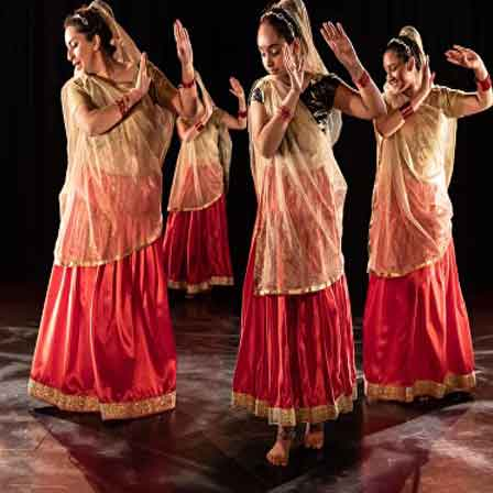 Nritya: Collecting the Story of Indian Dance in the Black Country 1960-2000
