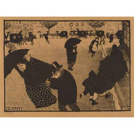 Making an Impression: Prints by Manet, Pissaro and their Contemporaries