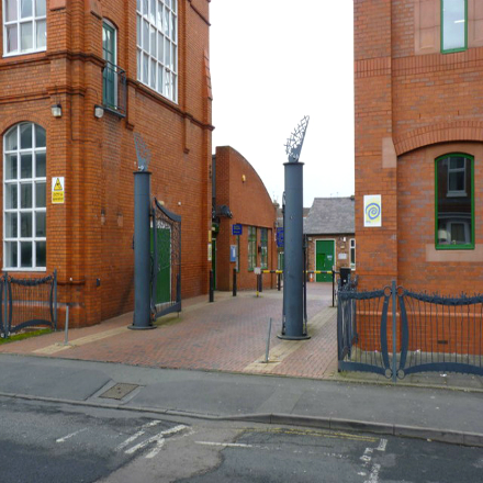 Newhampton Arts Centre