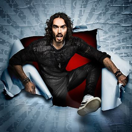 Russell Brand - Re: Birth