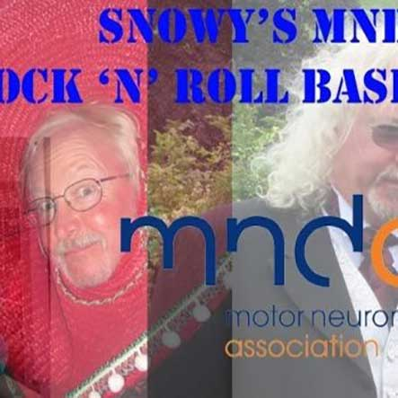 Snowy's MNDA Rock n Roll Bash