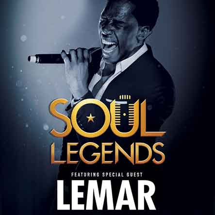 Soul Legends ft. Lemar
