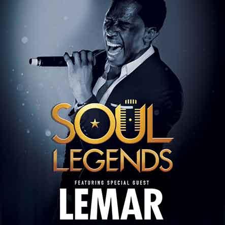 Soul Legends ft. Lemar