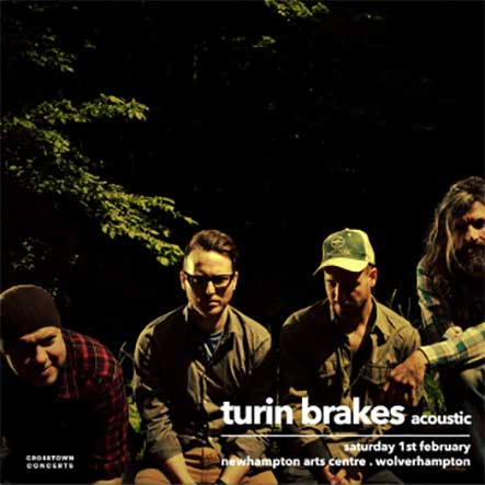 Turin Brakes Acoustic