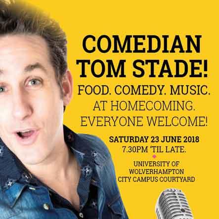 University of Wolverhampton Homecoming Festival 2018