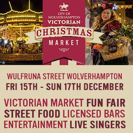 3-Day Victorian Christmas Market