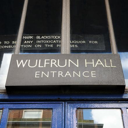 Wulfrun Hall