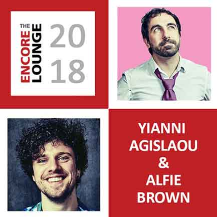 Yianni Agislaou & Alfie Brown